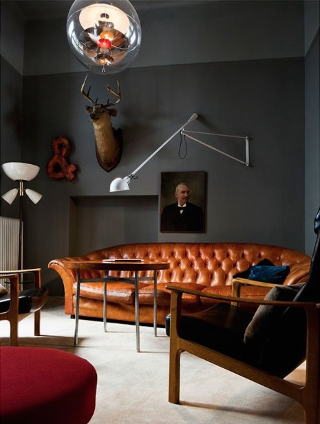 Discover The Treasures Of Industrial Style Furniture And