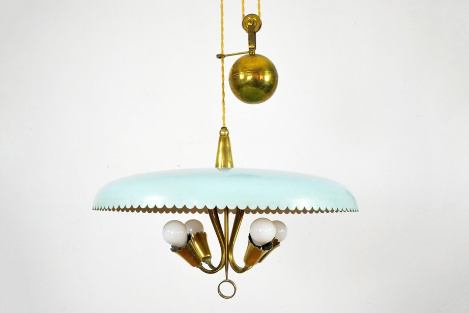 Italian Ceiling Lights, Pendants, and Chandeliers