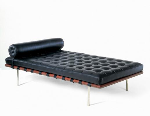 Merveilleux Barcelona Daybed © Knoll