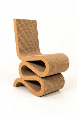 Genial Wiggle Side Chair By Frank Gehry For Vitra, 1992