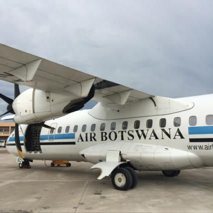 Botswana!