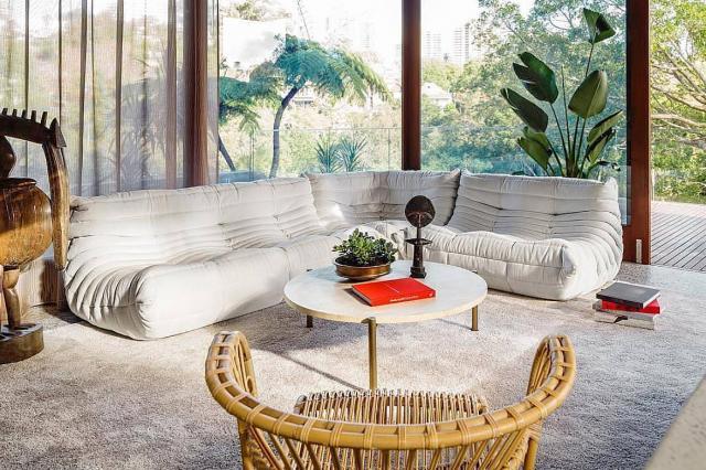 I divani degli anni '70