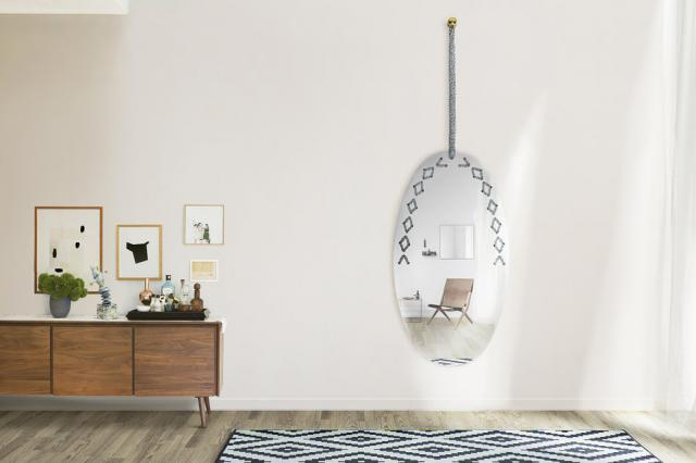 8 contemporary mirrors that'll bring your walls to life