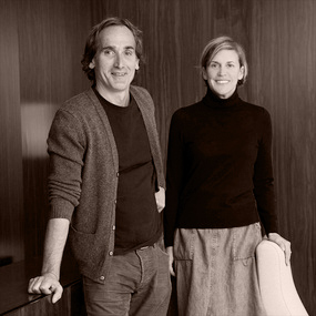 Suzanne Demisch & Stephane Danant