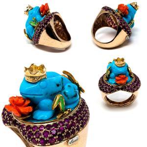 Vicente Gracia International Art Jewellery