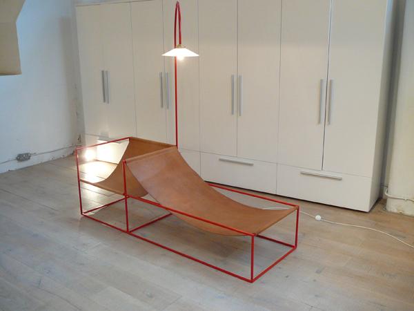 """""""Duo Seat + Lamp"""""""