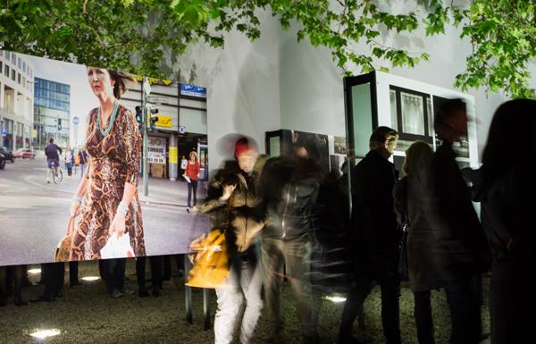 Ausstellungseröffnung Ostkreuz:Westwärtz