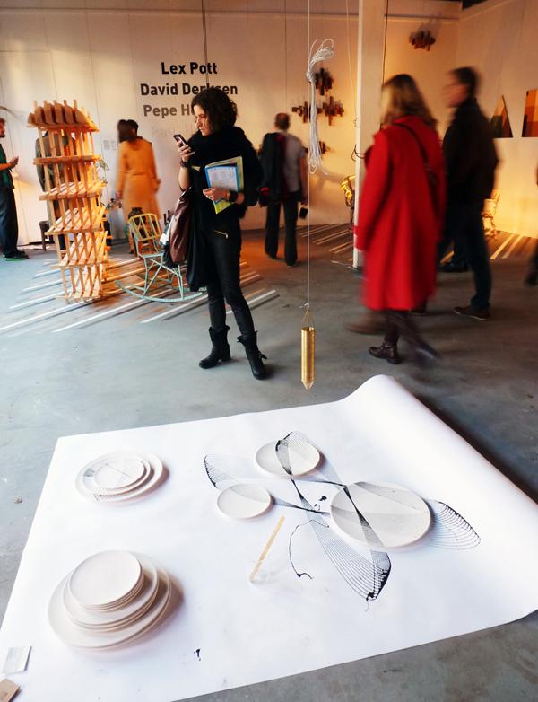 Plates by David Derksen.