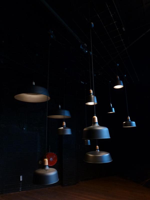 """Wedgelamp"" by Vroonland & Vaandrager."