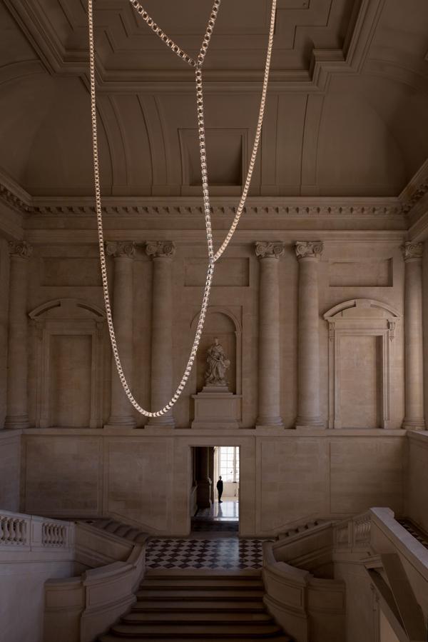 Ronan & Erwan Bouroullec, The Gabriel Chandelier, Château de Versailles