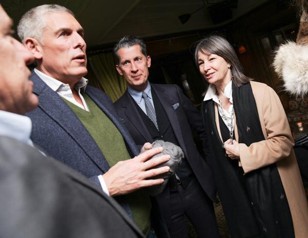 Lyor-Cohen, Stefano Tonchi, Brooke Neidich