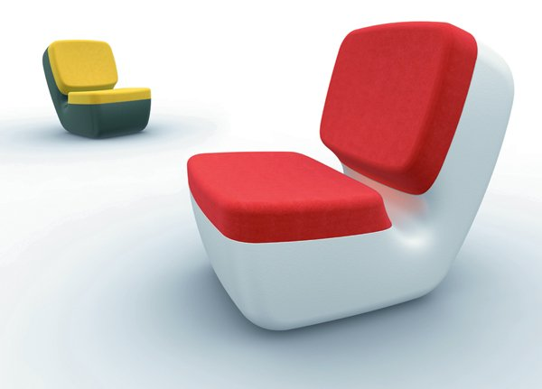 Marc Newson, Nimrod Chair
