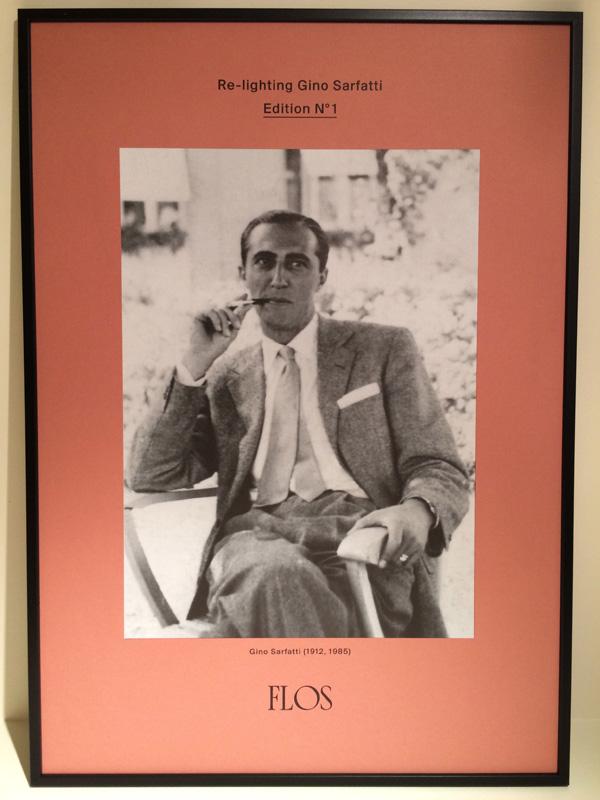 Gino Sarfetti, Flos