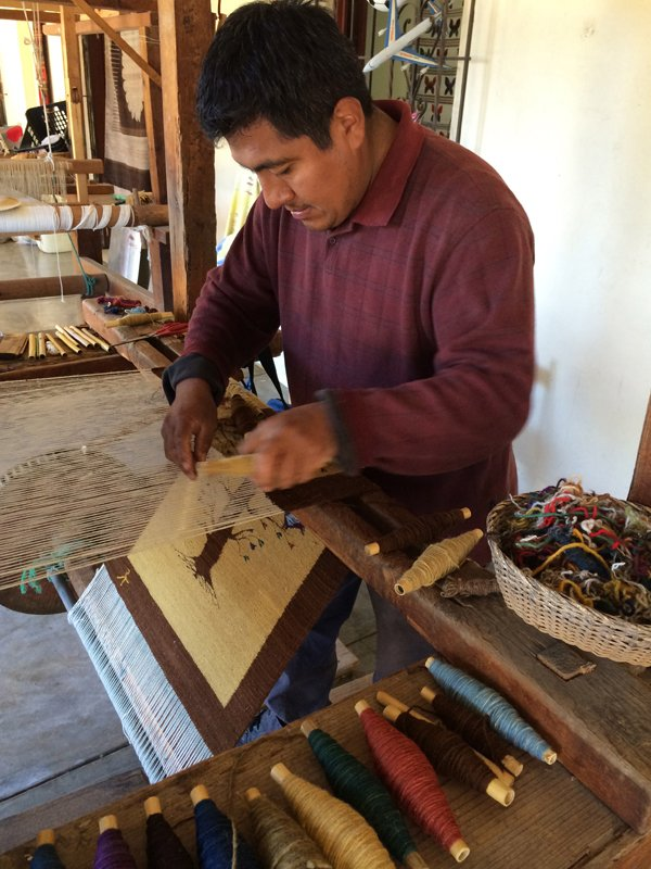 Oaxaca, Weavers