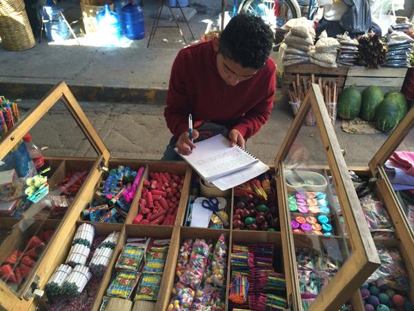 Oaxaca, Market