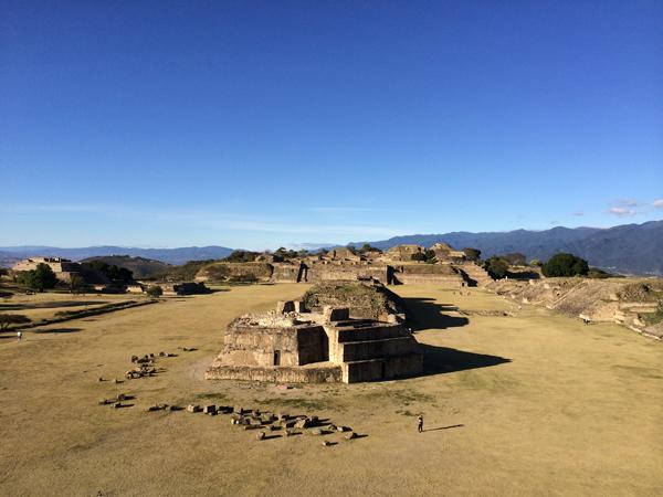 Oaxaca, Monte Alban