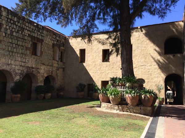 Oaxaca, Convento Santa Caterina