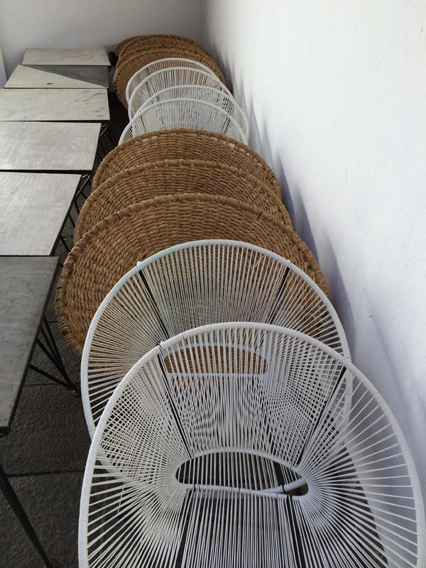 Oaxaca, chairs