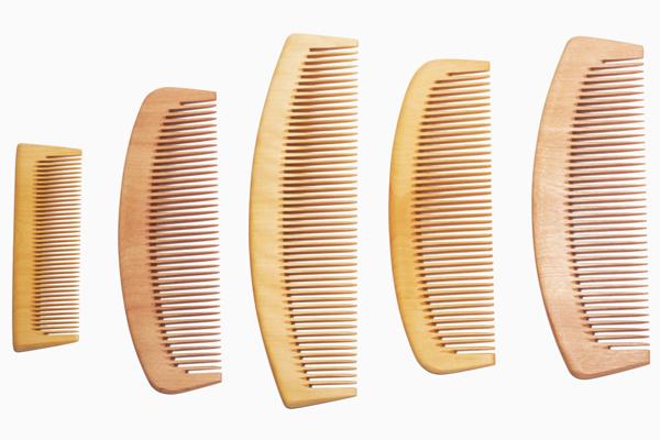 Heritage wooden combs - CristaSeya - L'ArcoBaleno blog
