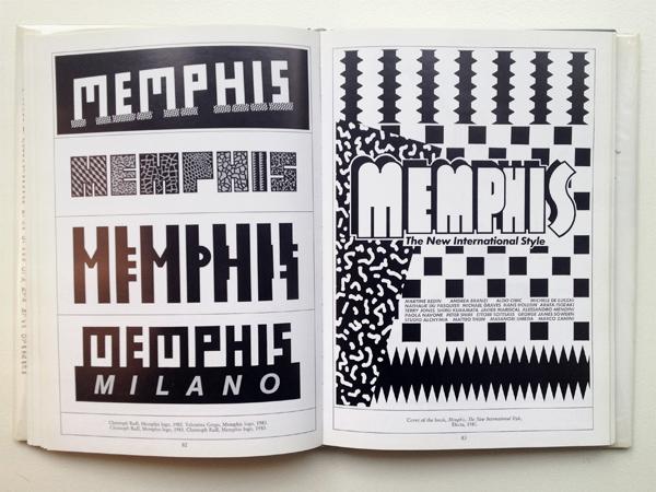 Memphis - Barbara Radice - L'ArcoBaleno blog
