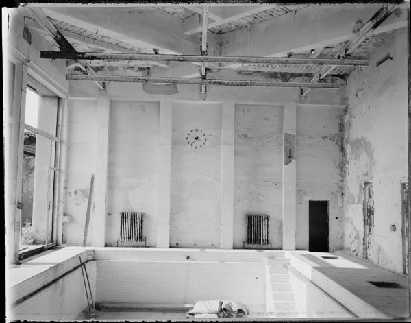 Demisch Danant - François Halard - Villa Noailles Pool - L'ArcoBaleno blog