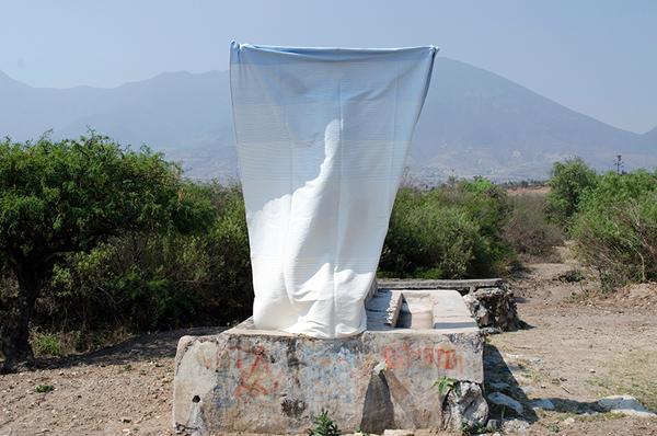 Diario - Moisés Hernández - Oaxaca table linen - L'ArcoBaleno blog