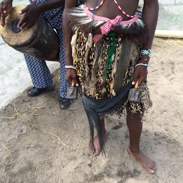 Botswana dancers - L'ArcoBaleno blog