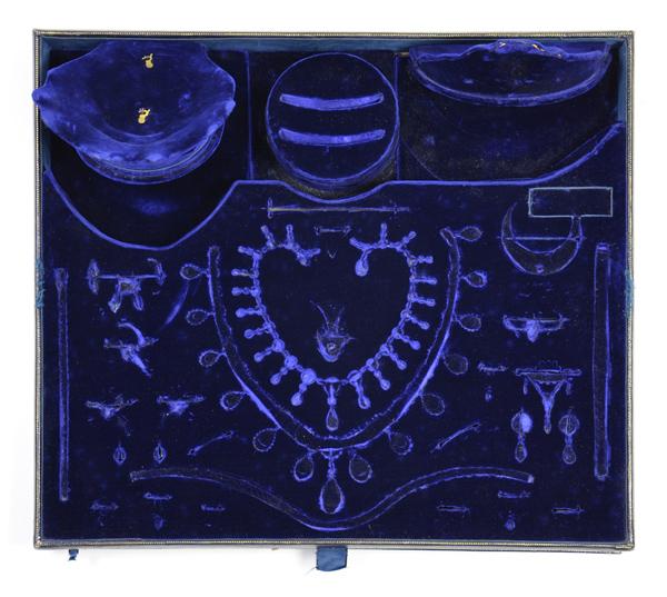 Cecile zu Hohenlohe - jewelry - L'ArcoBaleno blog