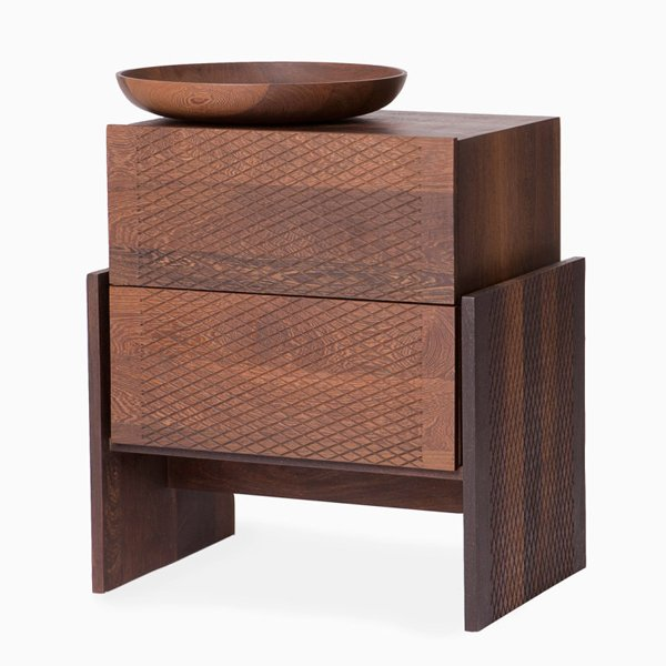 Peter Mabeo - Garth Roberts - Folete Chest of Drawers - L'ArcoBaleno blog