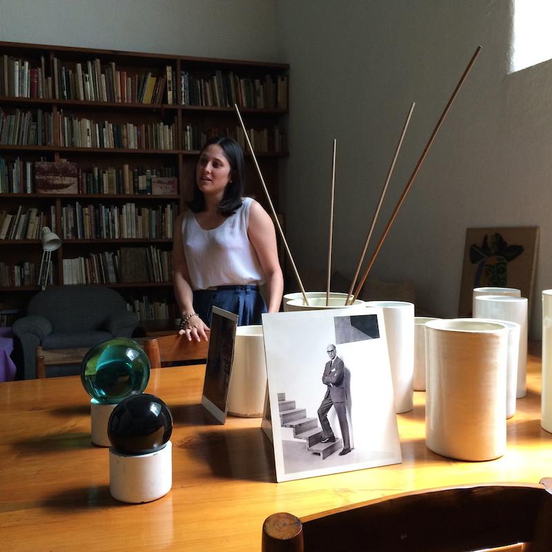 Regina at El Archivo