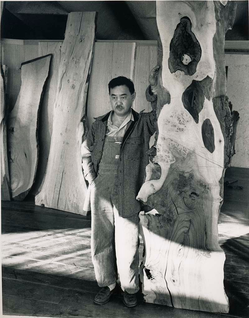 Mr. Nakashima, ca. 1960