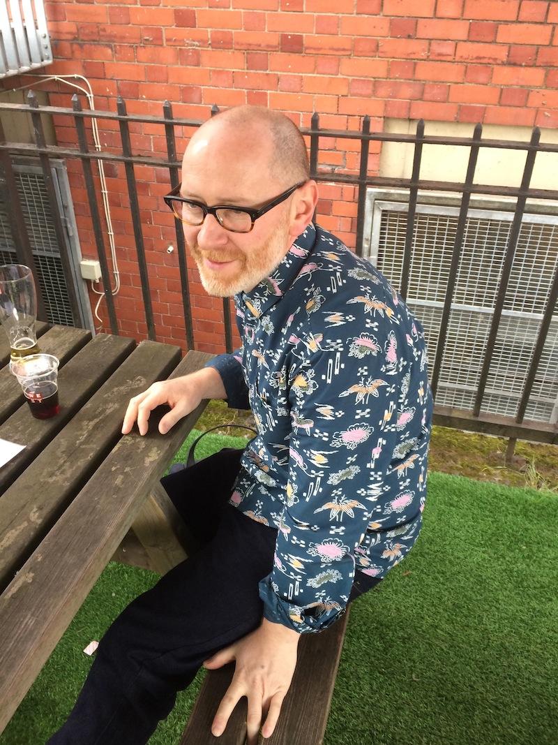 Talented designer Derek Welsh
