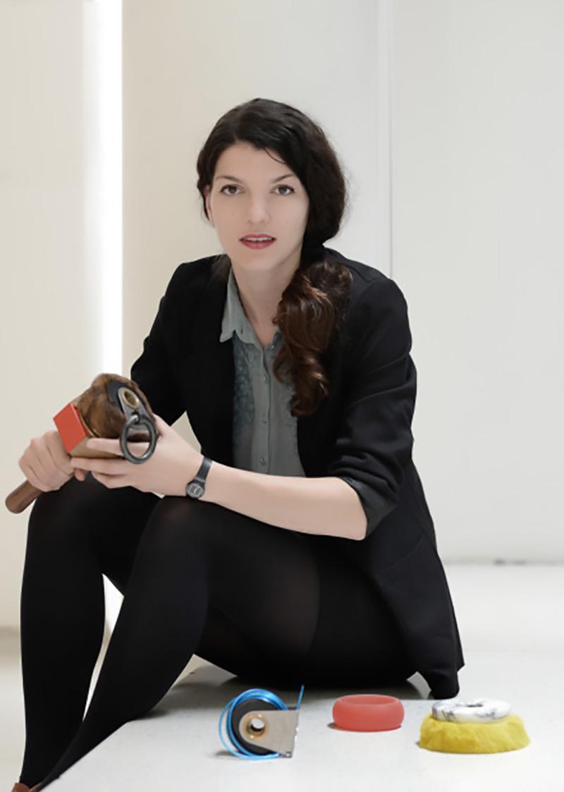 Anina Gaehwiler, 2013 graduate © Sussie Ahlburg for L'AB