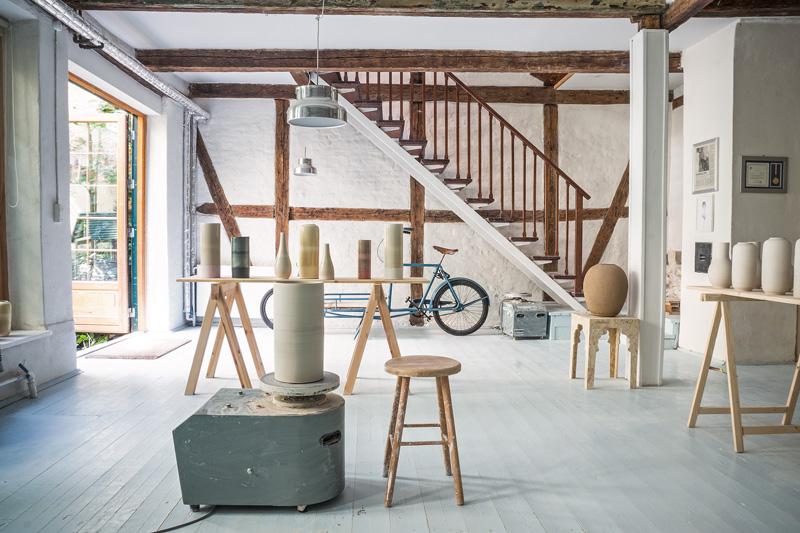 The Tortus studio; photo © Tortus Copenhagen