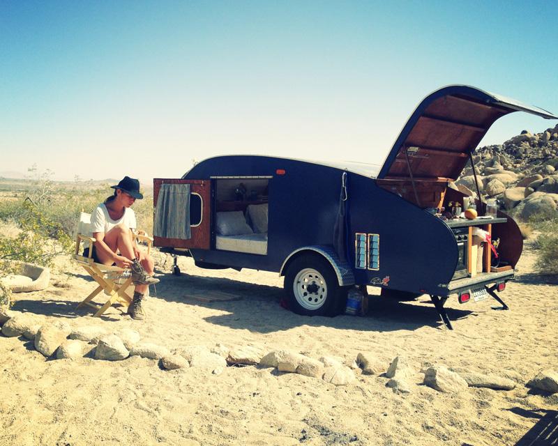 Betil in the desert