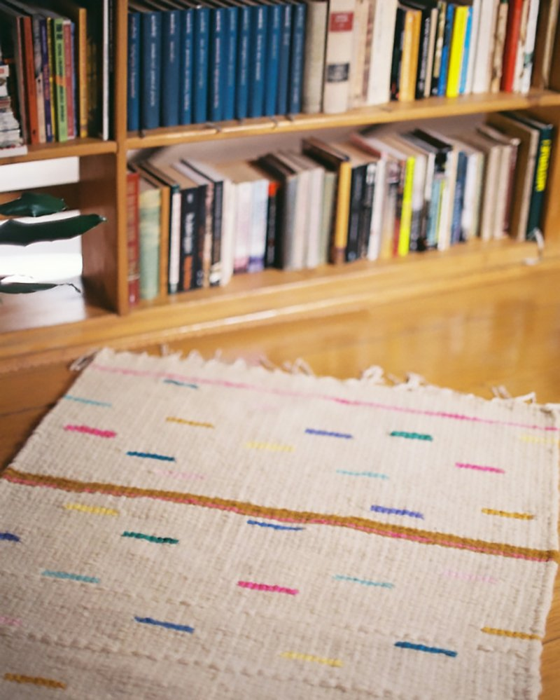Mandić's charming wool Margo Rug