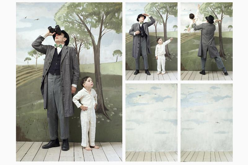 The Birdwatcher, part of Short Stories; ©Paolo Ventura