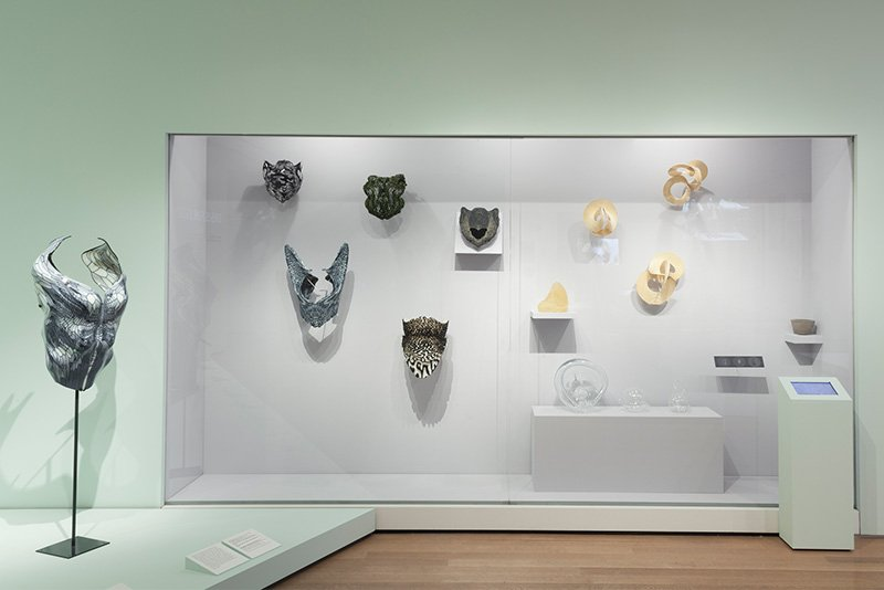 Imaginary Beings collection by Neri Oxman in collaboration with Craig Carter (2012) © The Museum of Modern Art
