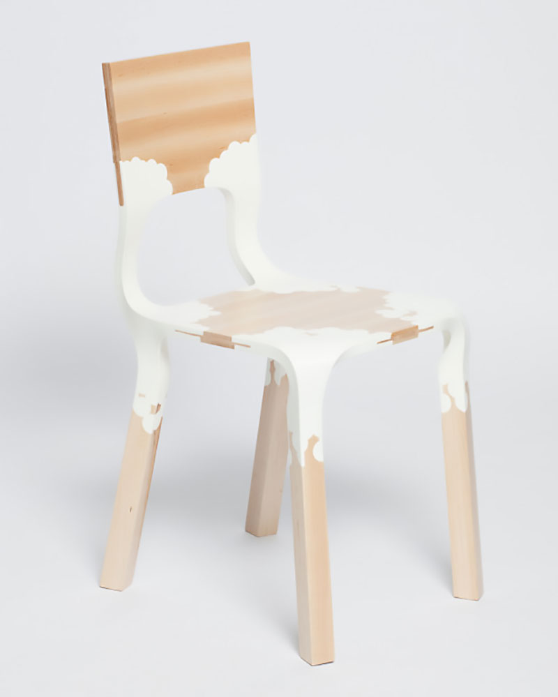 The Plastic Nature Chair. The Plastic ur Photo courtesy of Alexander Pelikan.
