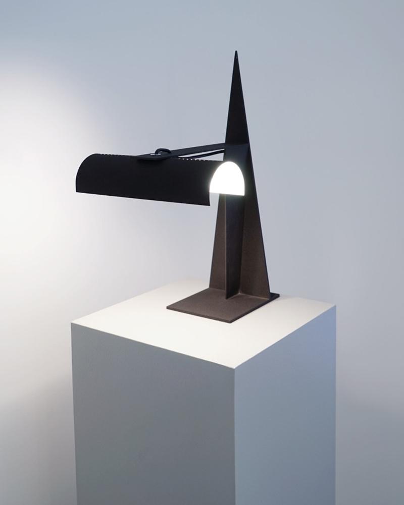 Desk Lamp by Aleksander Rodchenko / Arteluce (1929/1973). /1973 eluce Italy