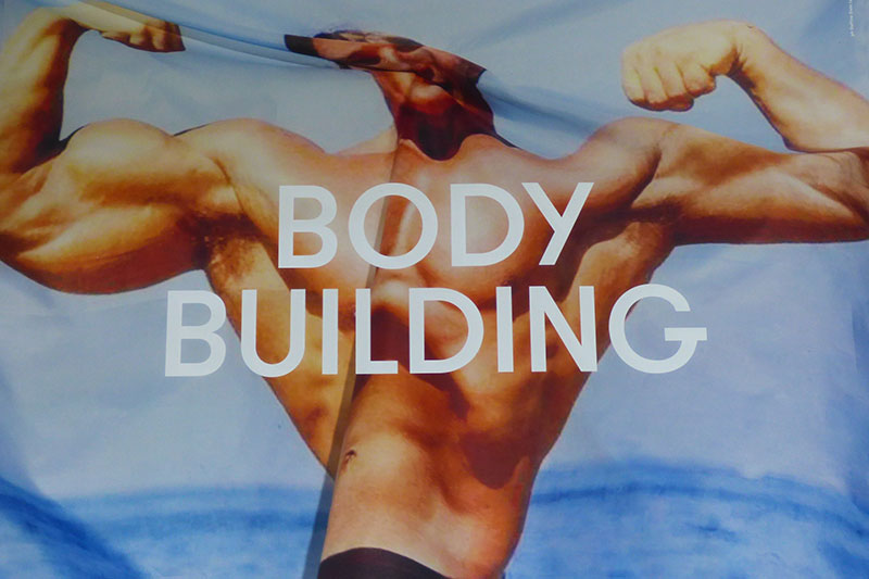 Body Building by Biagetti