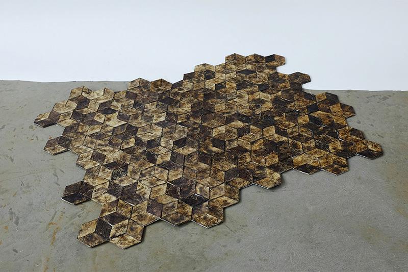 Wooden Leather, photo courtesy of Marlene Huissoud