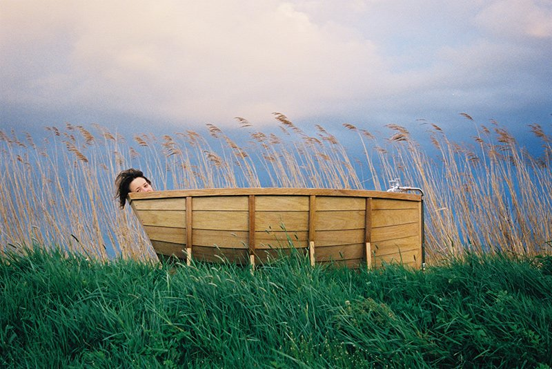 Bathboat by Studio Wieki Somers. Photo by Elian Somers; courtesy of the designers.