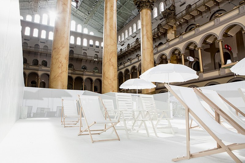 Photo by Noah Kalina, courtesy of the National Building Museum