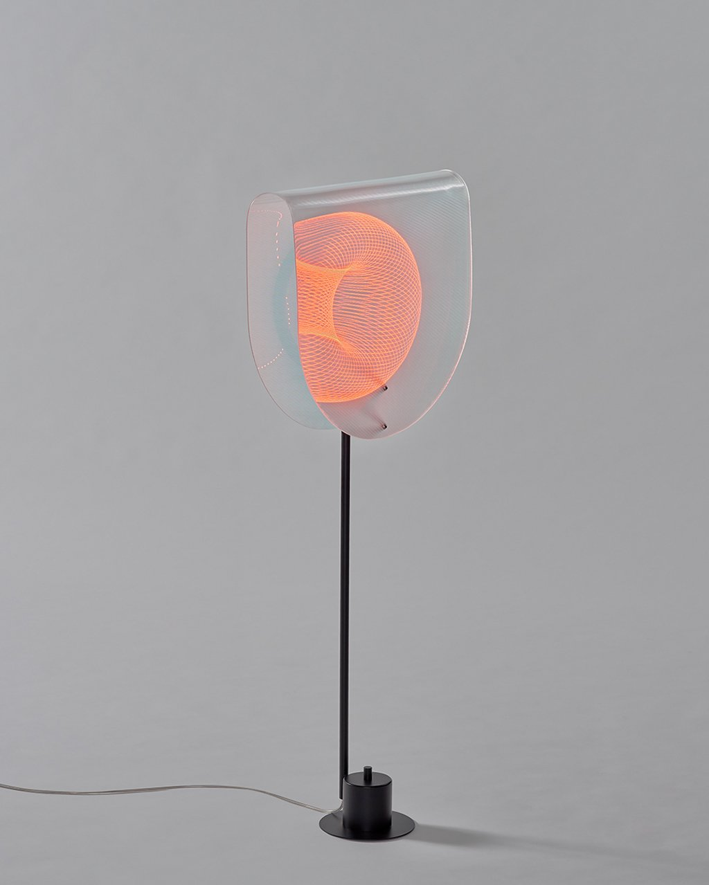 Every Torus Light 2 by Arnout Meijer Studio