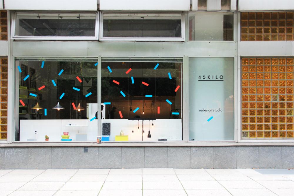 45 Kilo's Mitte storefront
