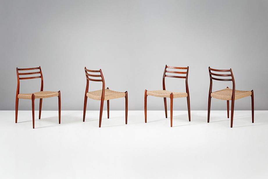 Las sillas más buscadas para una cena con clase