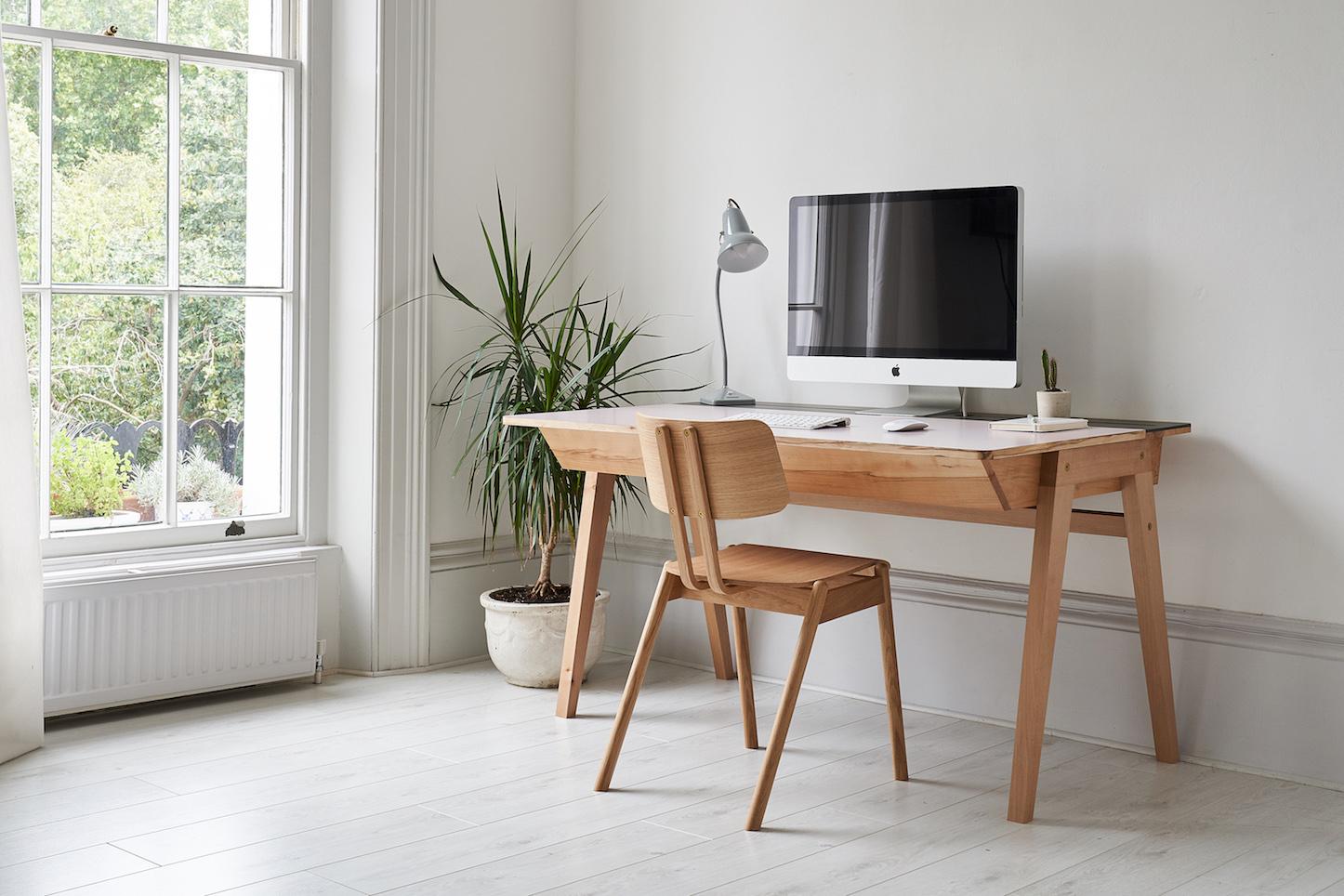 Vintage und Contemporary Design für Ihr ideales Home-Office