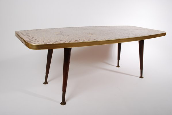 Awesome Vintage Mosaic Coffee Table 1950S Ocoug Best Dining Table And Chair Ideas Images Ocougorg