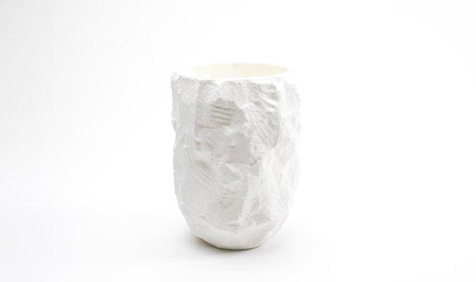 Hohe Vase Aus Der Crockery Reihe Von Max Lamb Für 1882 Ltd Bei
